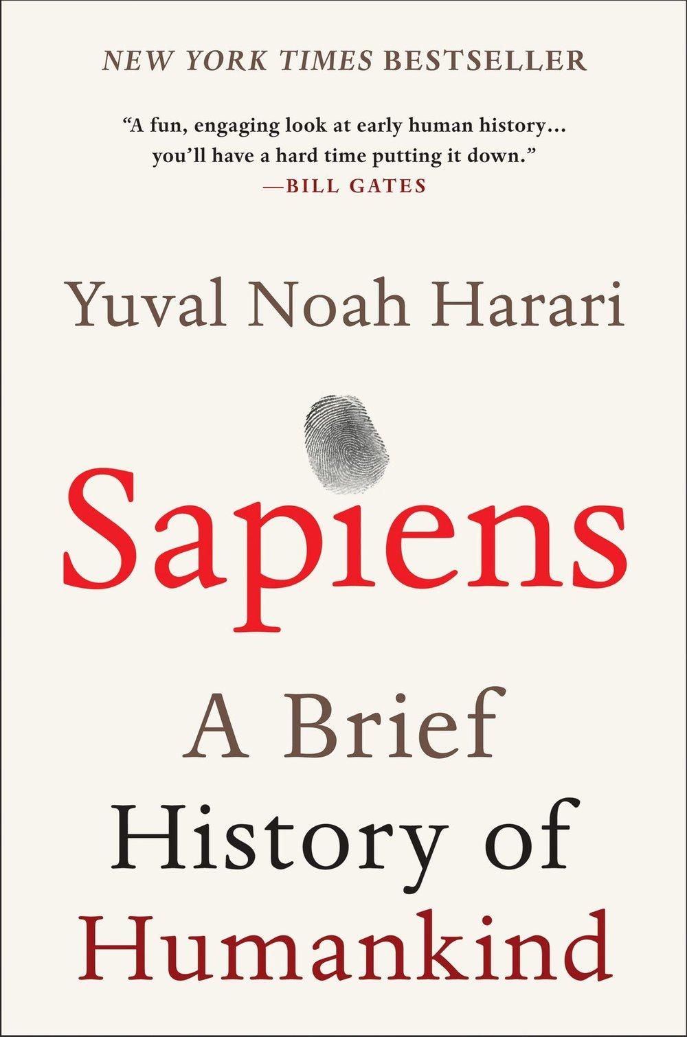 """Sapiens - by Yuval Noah Harari""""Sapiens provides some much-needed insight into our behavioral patterns across a variety of social and landscape scales. It's easy to read and intuitively understood, but also peppered with interesting facts from recent discoveries and changing scientific consensuses.""""- Nadja Quiroz, Landscape Designer""""With approachability, precision, and a wry sense of humor, Yuval Harari places modern humans in the context of our complete collective history and in doing so, calls into question almost every human """"truth"""" we've ever clung to. As Harari states it, """"We study history not to know the future but to widen our horizons, to understand that our present situation is neither natural nor inevitable, and that we consequently have many more possibilities before us than we imagine.""""- Judith Edwards, Marketing Manager"""