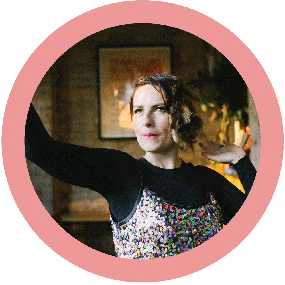 Dee - Meet our little mate, Dee a.k.a @marrymedee.She's known for her big shoes, sequins and gun fingers – don't worry though, you won't need to duck for cover, she's a lover not a fighter. Dee's a little bit kooky and a bit of a creative… who are we kidding, she's a whole lotta both! Most of all she has a big heart (quite literally she owns a big furry one that she wears sometimes)she promises to marry the s%*t out of you. Boom!