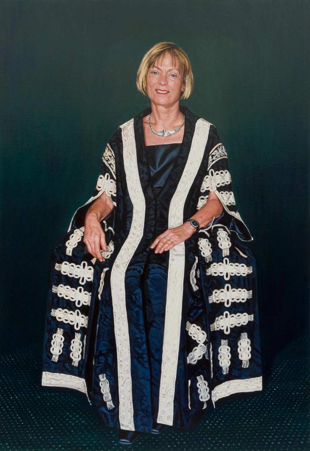 Vice Chancellor Ingrid Moses (2005)