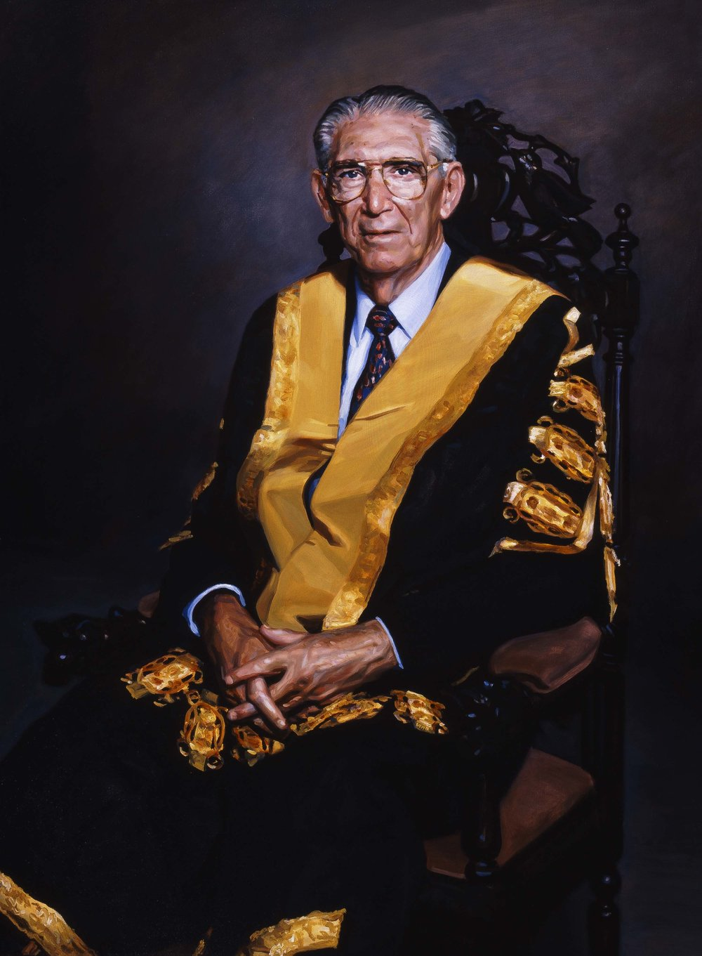 Chancellor John Phillips (2002)