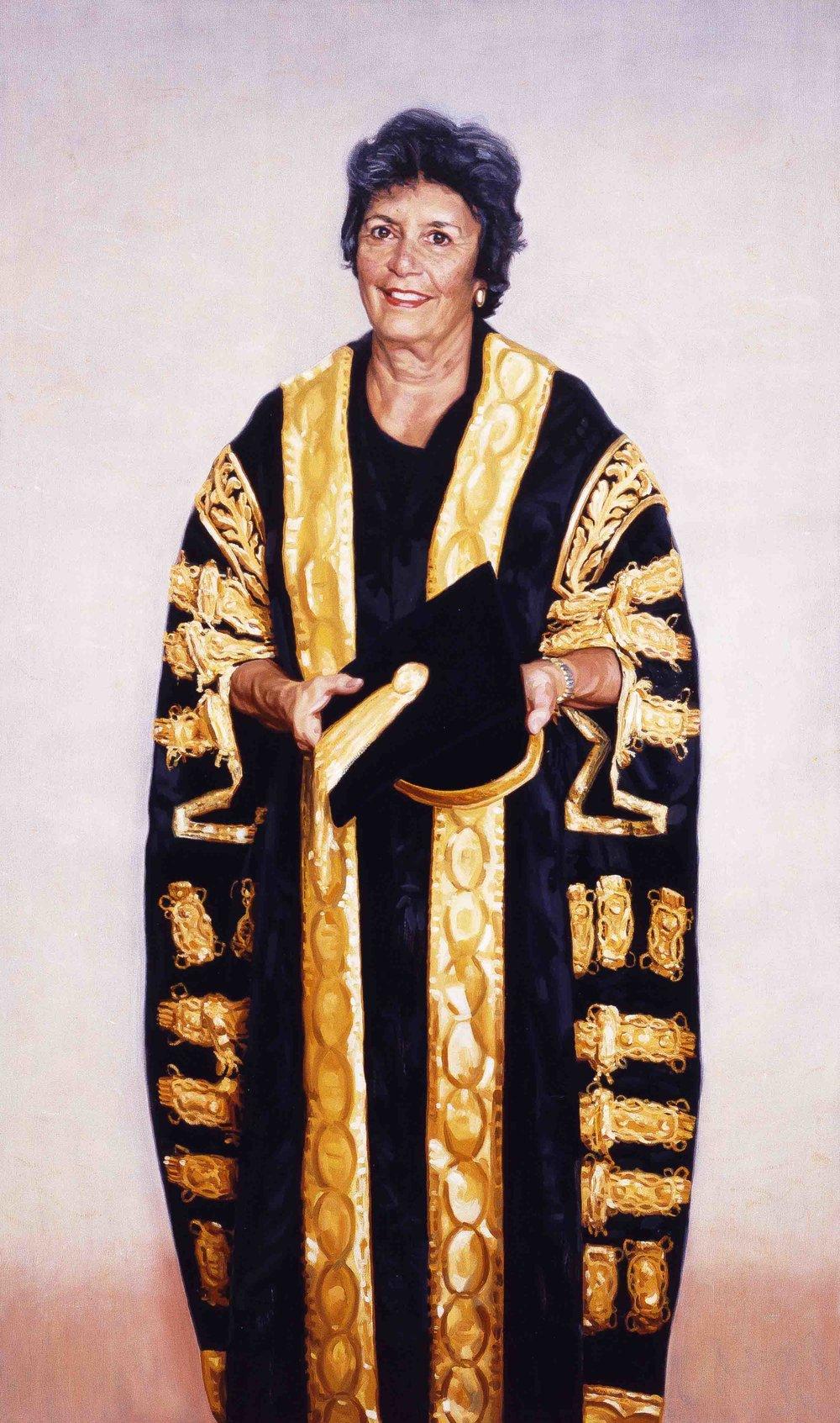 Chancellor Pat O'Shane (2004)