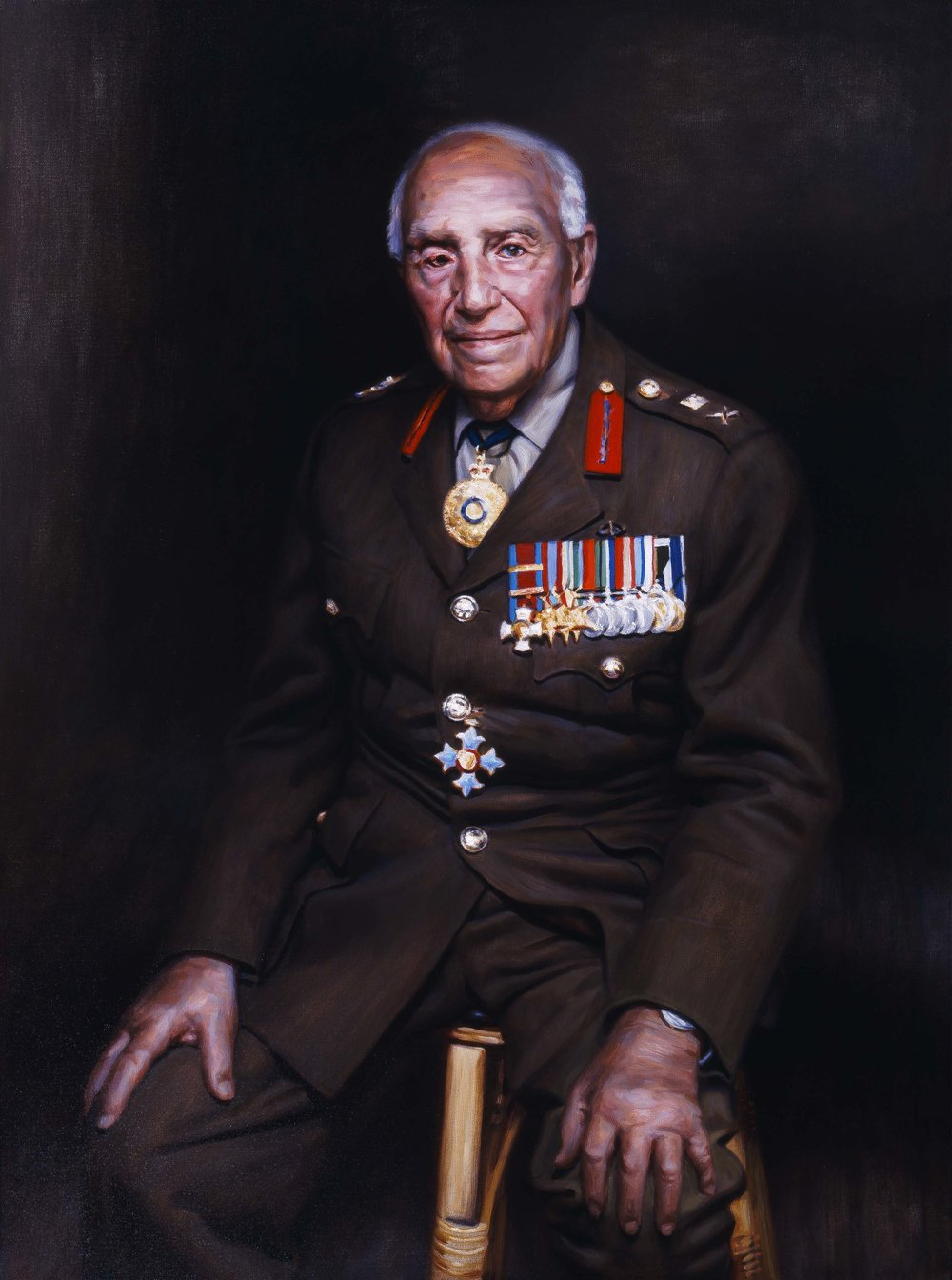 Major General Paul Cullen (2002)