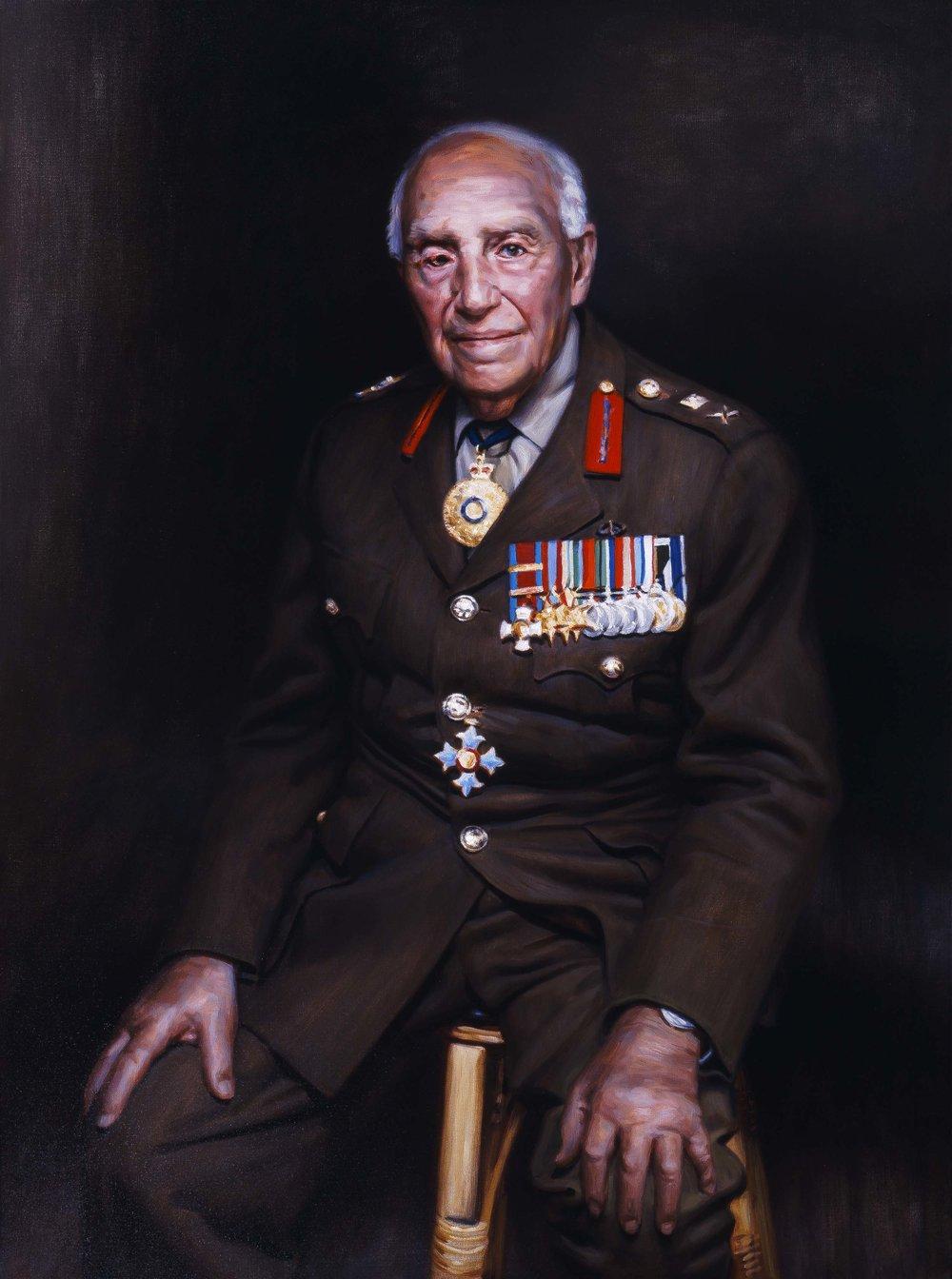 Major General Paul Cullen (2002)
