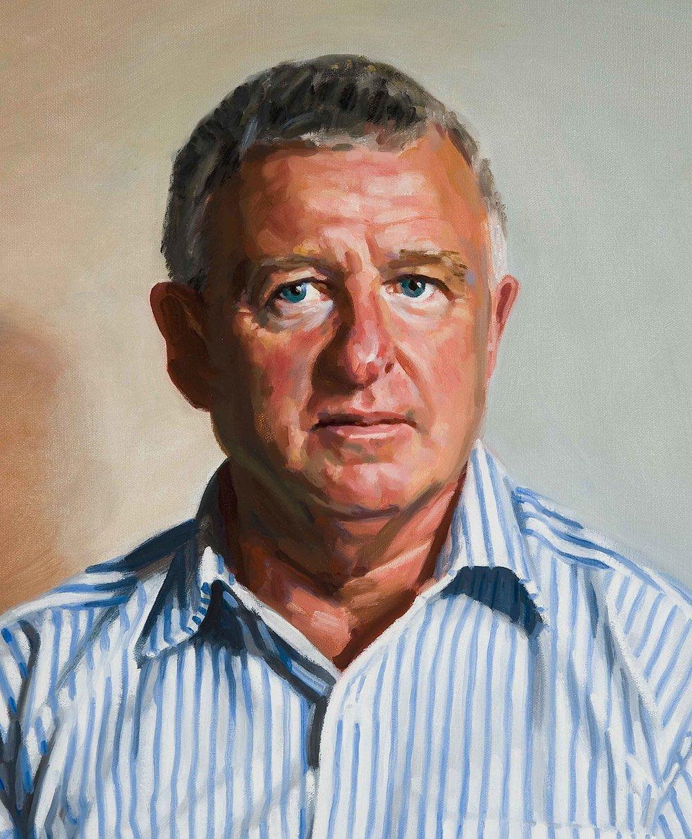 Professor Paul Gatenby (2008)