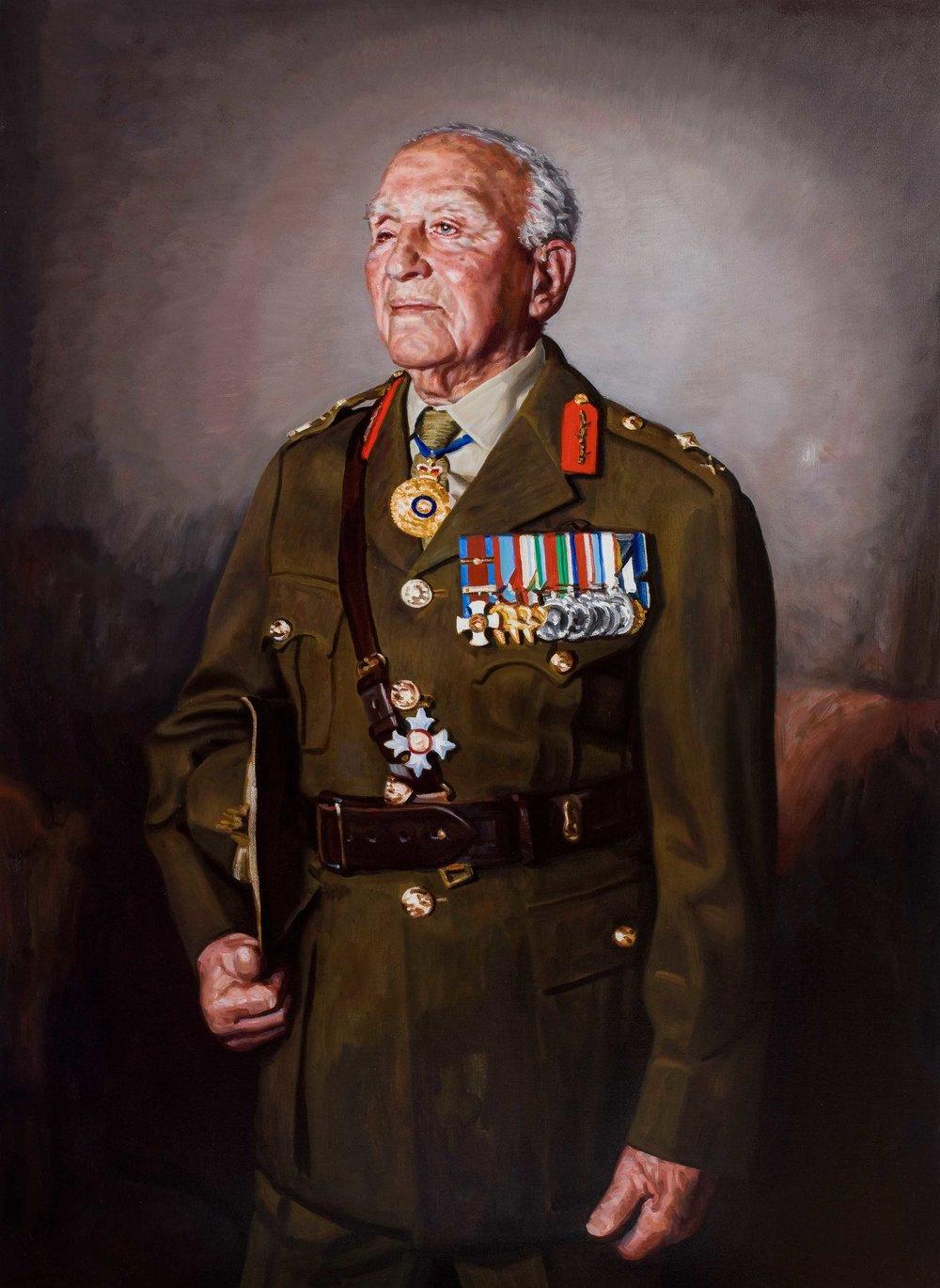 Major General Paul Cullen II (2009)