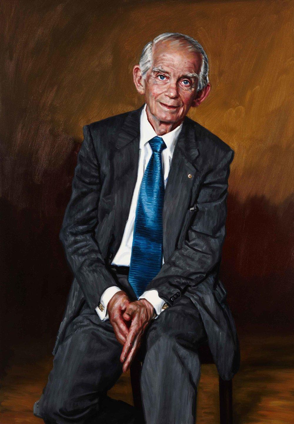Professor Frank Billson (2009)