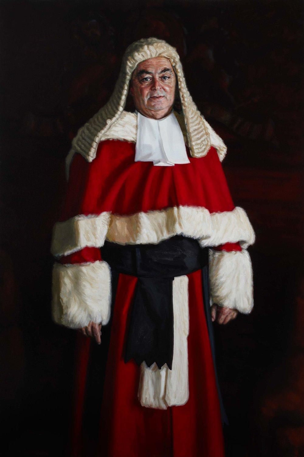 The Hon James Spigelman AC QC (2011)