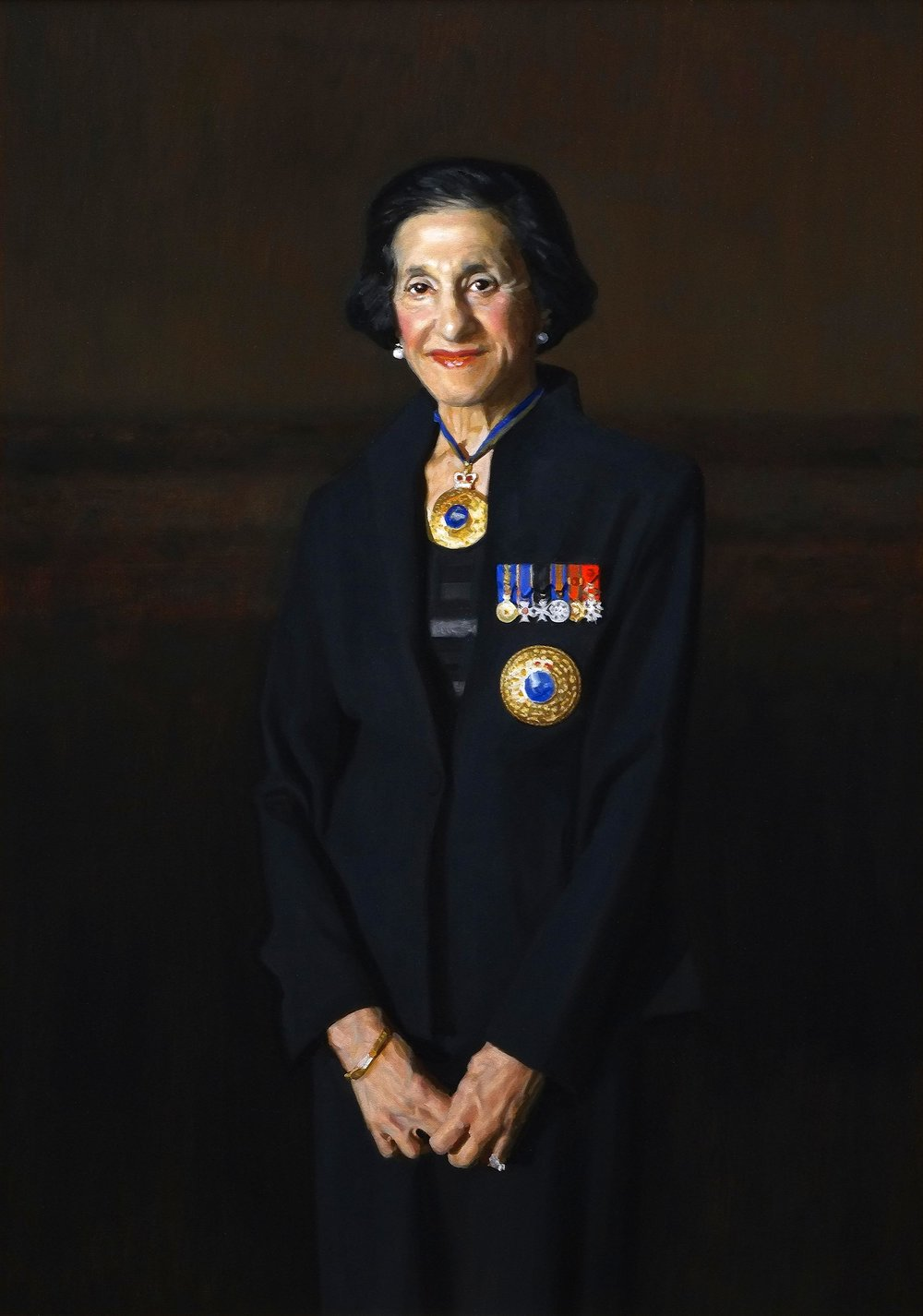 Marie Bashir (2014)