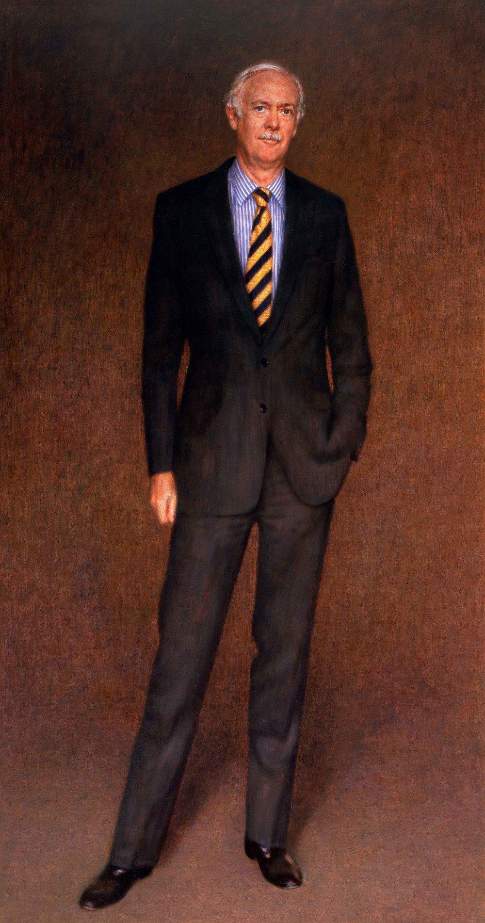 Professor Miles Little (1999)