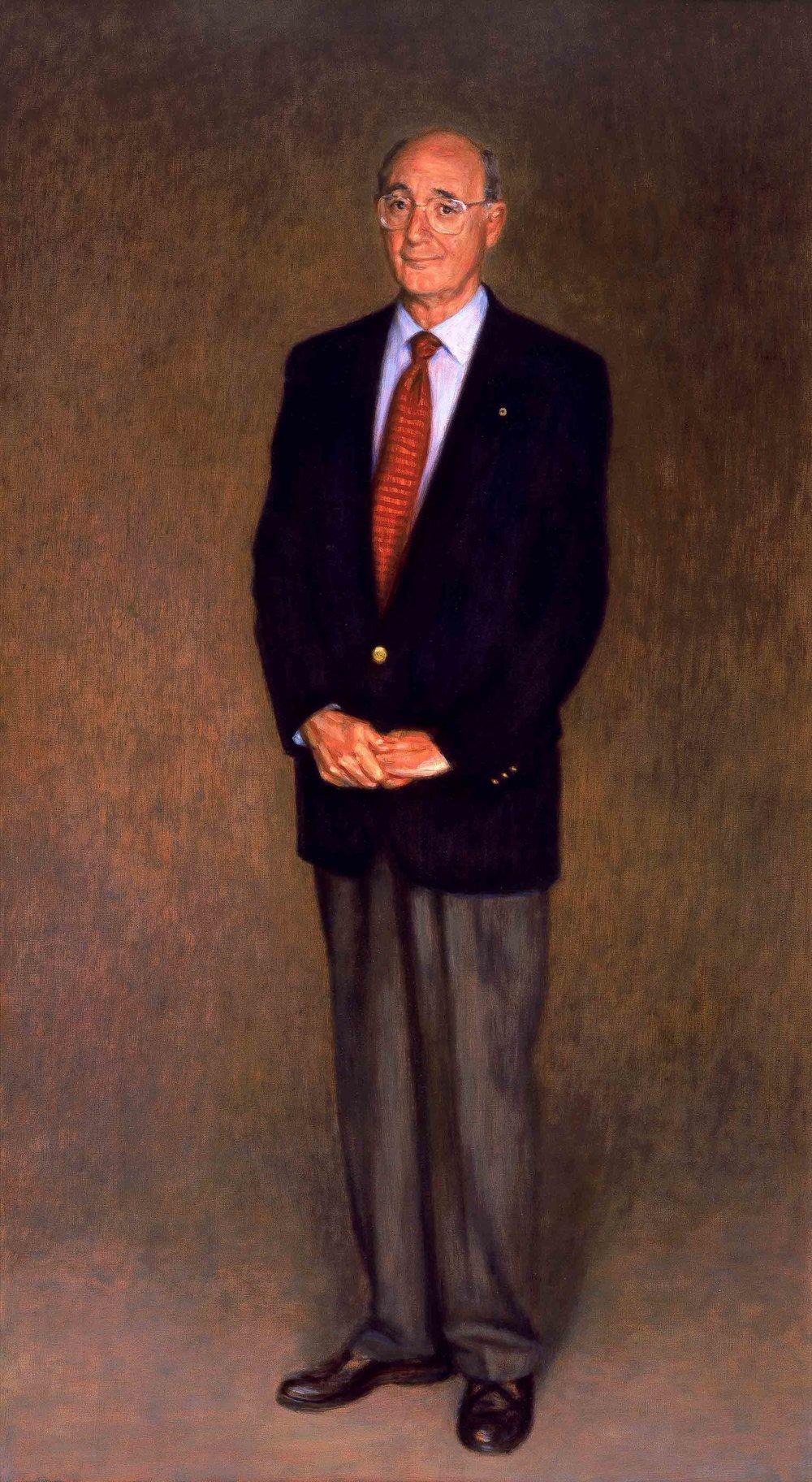 Professor Peter Castaldi (1999)