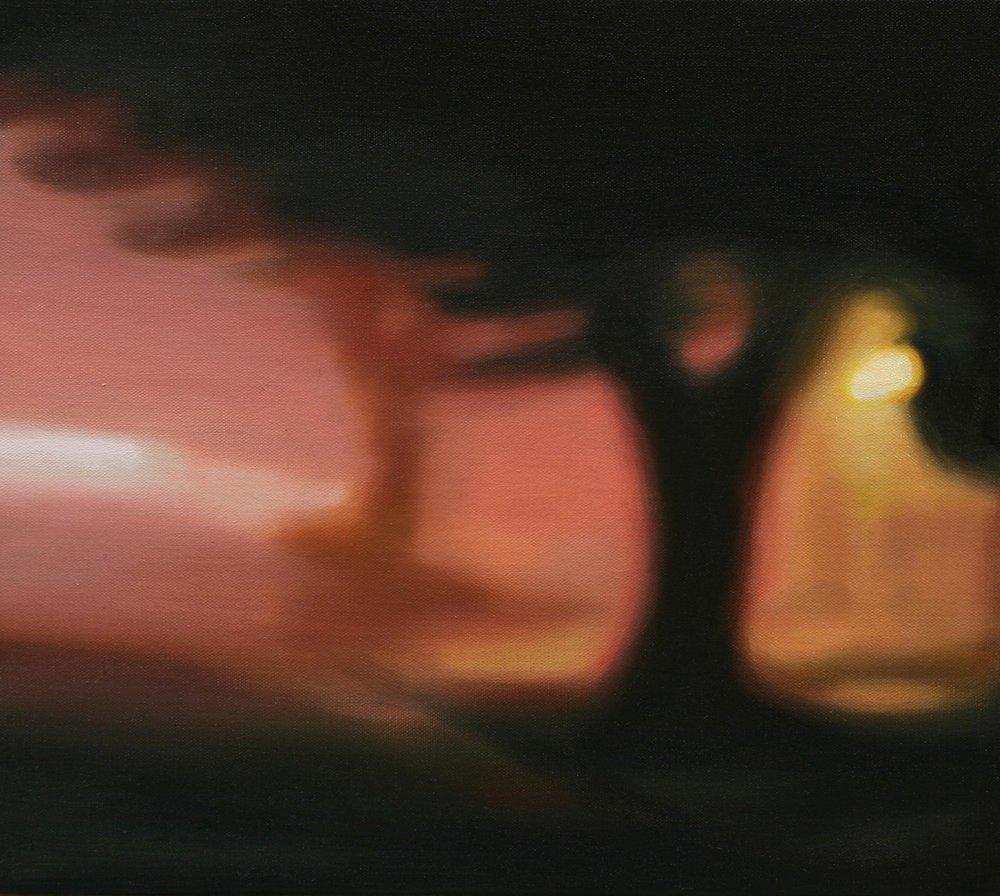 Shade (2008 - 41x46cm, Oil on Linen)