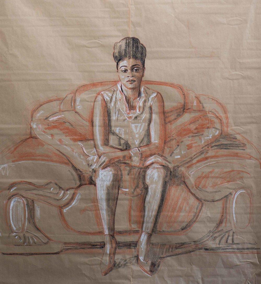 Justine Ndayi (2017)