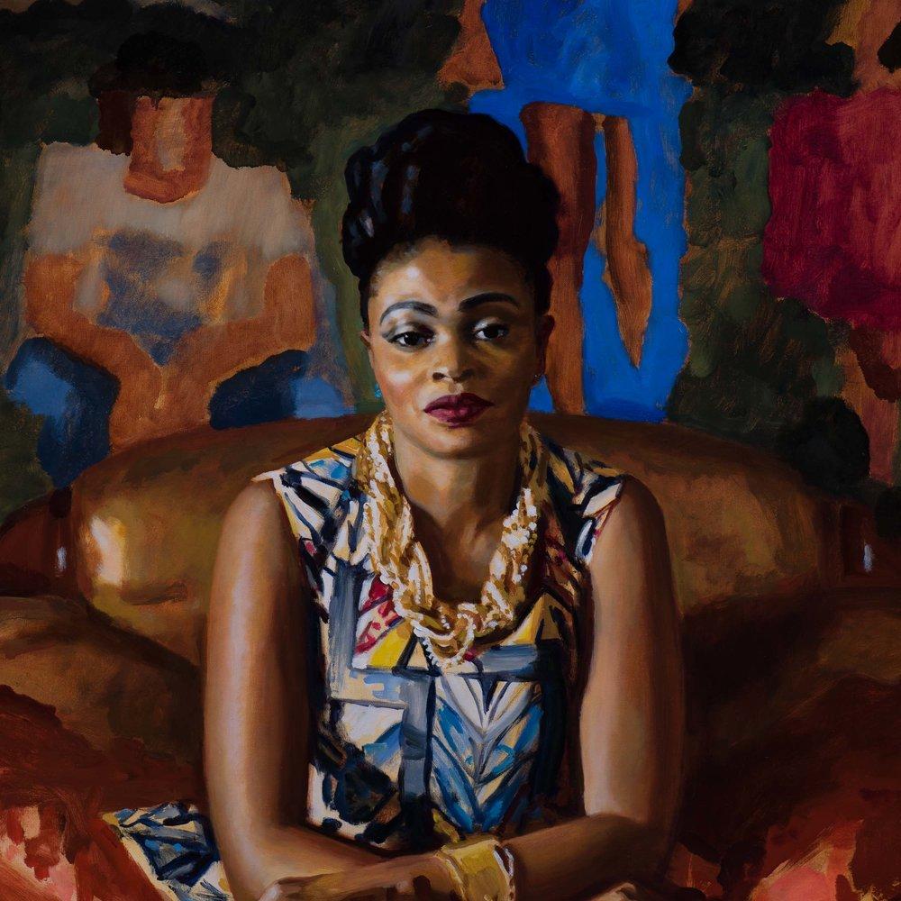 à présent - Justine Ndayi (2017)