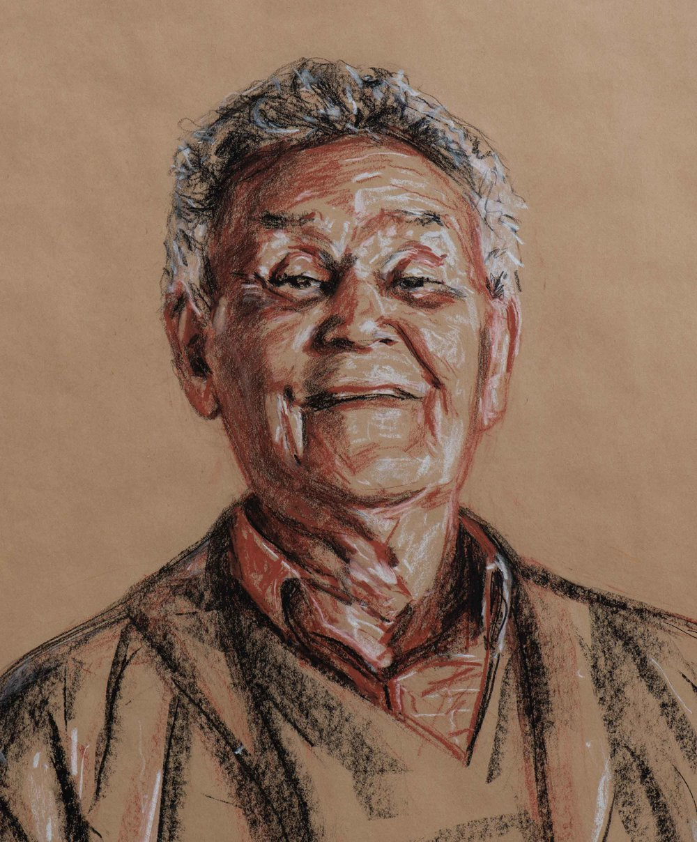 Uncle Merv Cooper (study, 2009)
