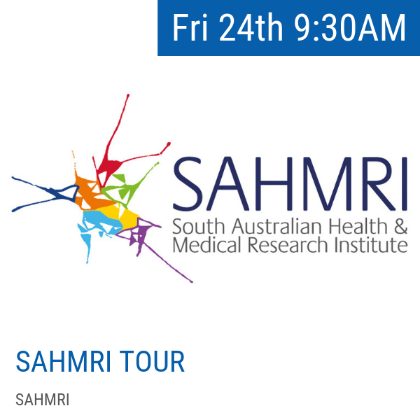 SAHMRI is South Australia's first independent flagship health and medical research institute. More than 700 medical researchers work together to tackle the biggest health challenges in the community.   There are limited spaces available on the tour. Avoid disappointment and  sign up now .
