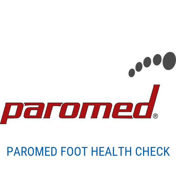 A charitable activity led and sponsored by Paromed involving a foot health check for the homeless, gait analysis, footwear prescription to participating providers.