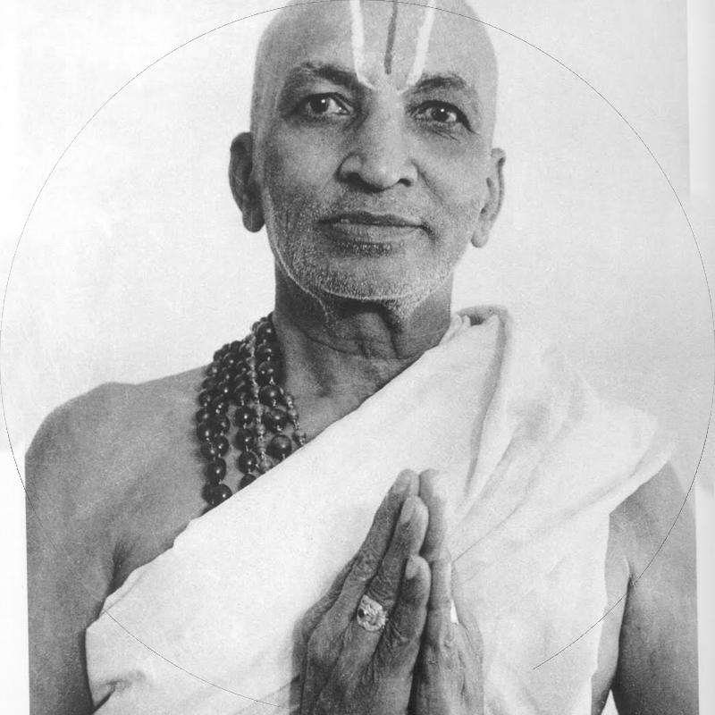 Legendary yogi Sri Krishnamacharya