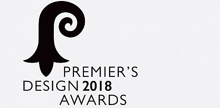 September 2018: Finalist Victorian Premier's Design Awards – Architectural Category
