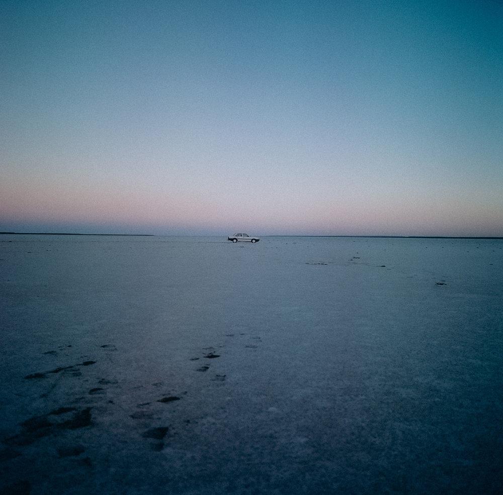 matthew thornethe sand that ate the sea -