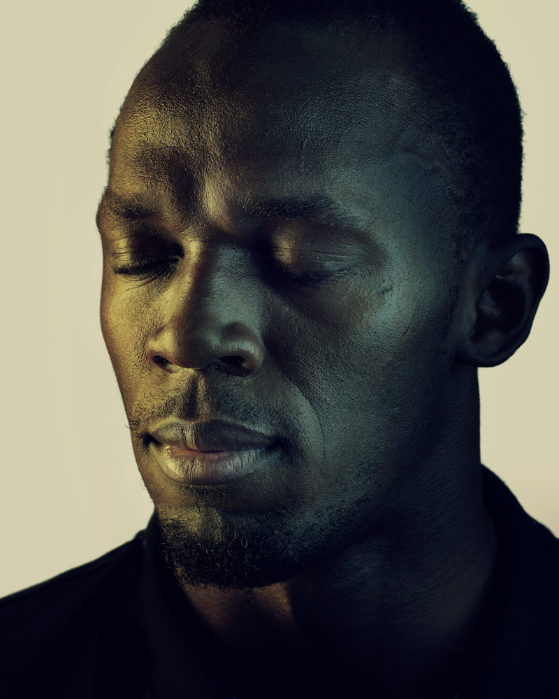 USAIN BOLT ATHLETE OUTTAKE FROM GIBSON