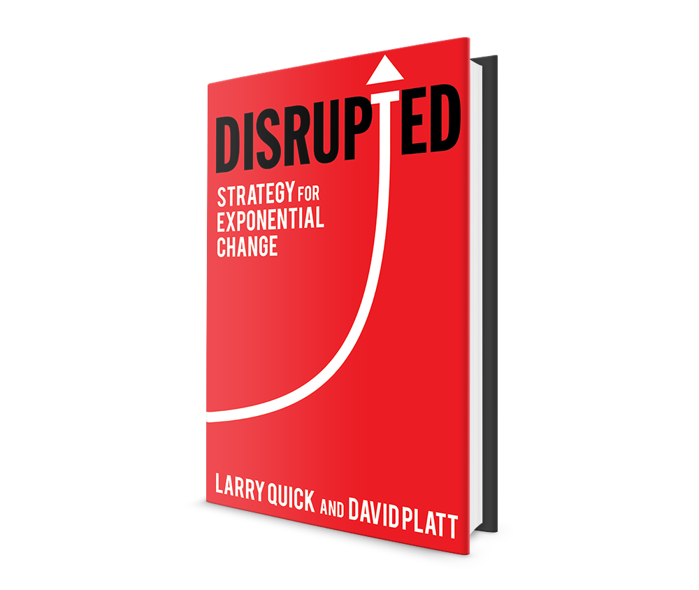 Disrupted - Disrupted provides deep insight into the nature of exponential change and the forces behind it that manifest within many organisations as disruption.The stories in Disrupted are simple and relatable, and the SiA framework is broken down into its elements — each also illustrated with clear, relevant and up-to-date examples of how leveraging disruption can lead to amazing opportunities.
