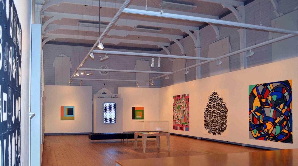 Instal photo, Aratoi Wairarapa Museum of Art and History