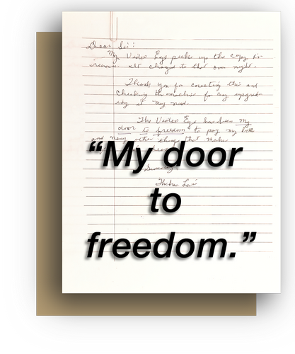 01; My door to freedom; thumbnail.png
