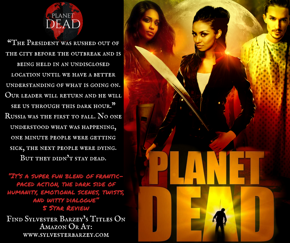 Have You Visited  Planet Dead ? This Action Packed Series Takes You Into The Darkest Parts Of The Human Mind. Don't Worry, It's Okay To Laugh At The Dead, We Won't Tell Anyone.