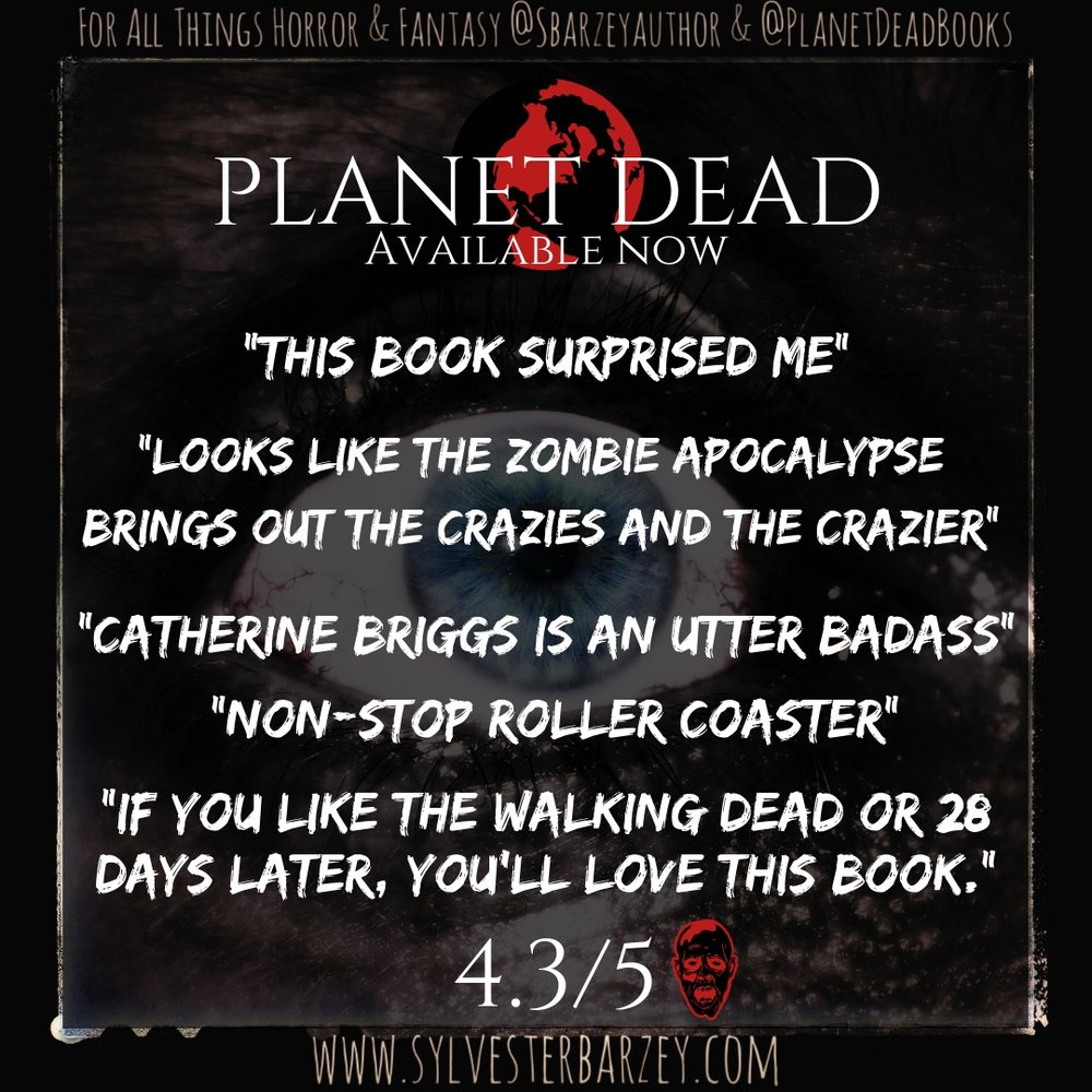 Visit Planet Dead On  Good Reads  &  Amazon . See What All The Madness Is About