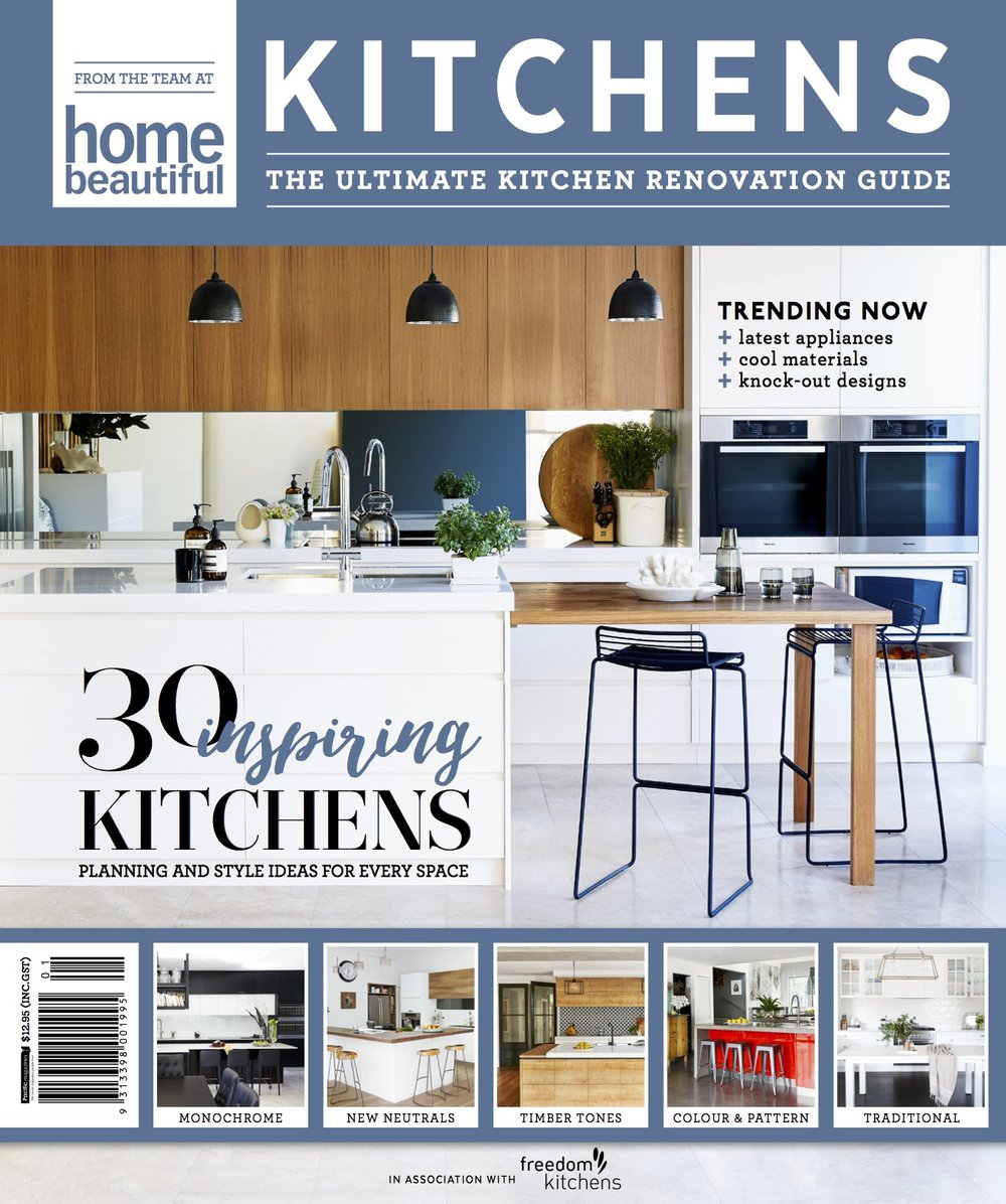 Home Beautiful | Kitchens