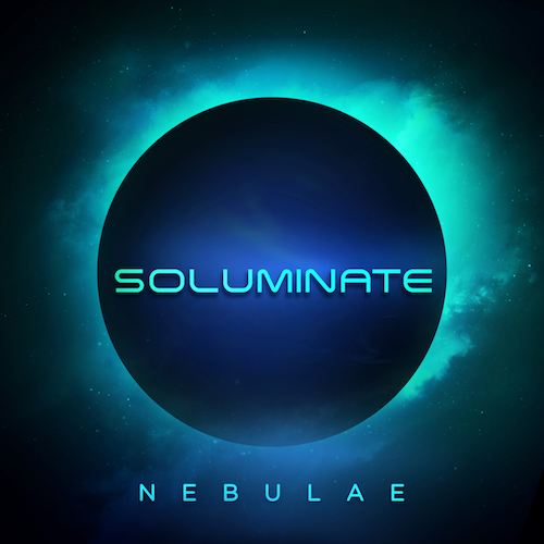 Soluminate: Nebulae - Nebulae - the debut EP by my ambient space music project Soluminate