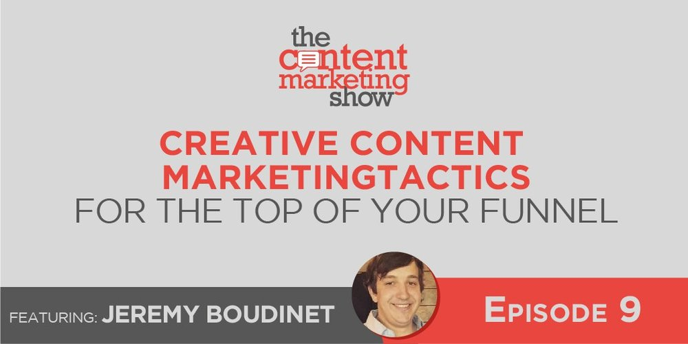 The Content Marketing Show