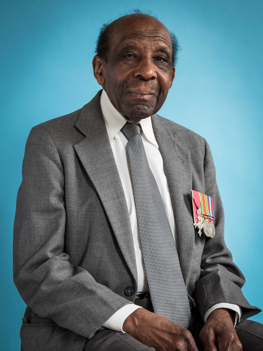 Neil's story - 'The service on Windrush Square is an example of how we are gradually bringing realisation that West Indians were here serving their country and still do.'
