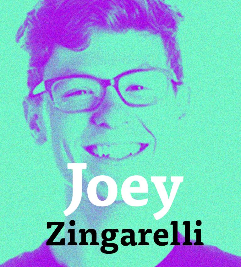 Product Designer, Pinterest     @joeyzing