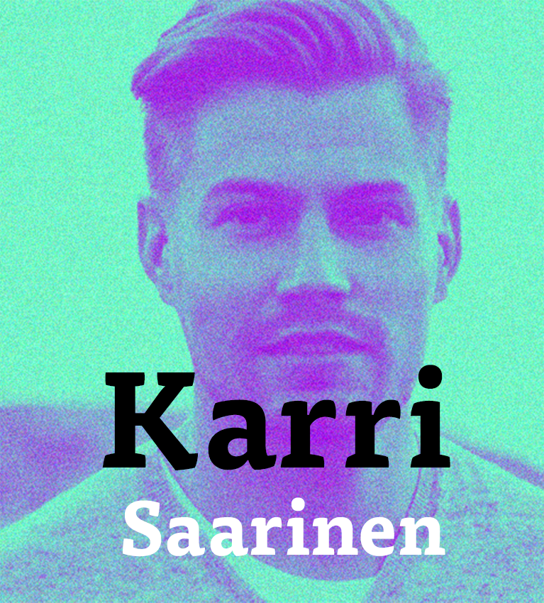 Design Lead, Airbnb     @karrisaarinen