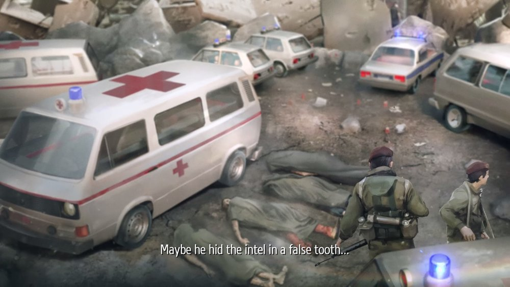 Phantom Doctrine features an interesting spy thriller narrative that's so brilliantly entrenched in the cold war theme.