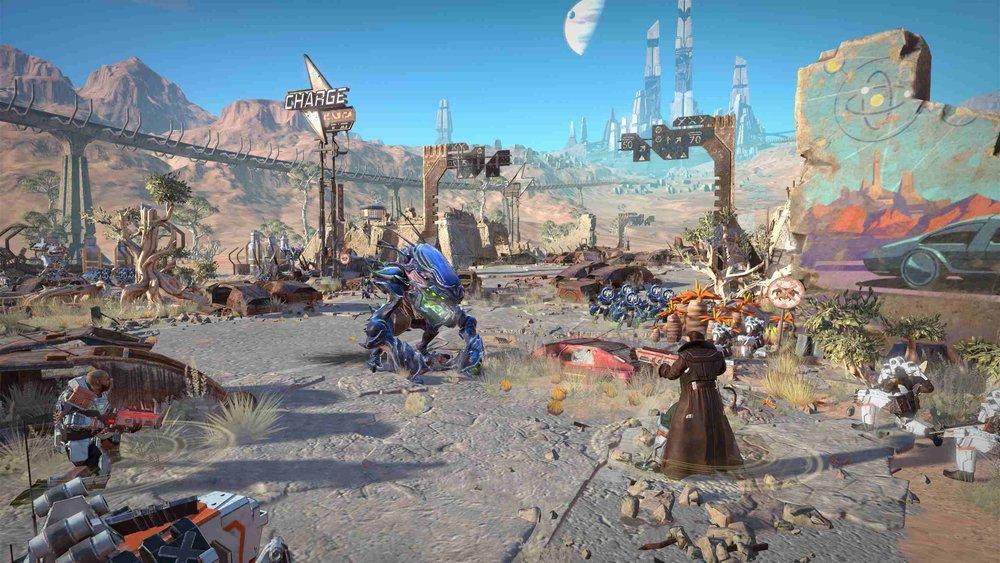 Age of Wonders: Planetfall Kir'Ko Faction Spotlight Video