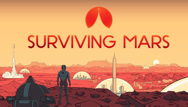 Excellent Mars colony builder. -