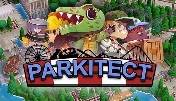 An excellent theme park management game. -