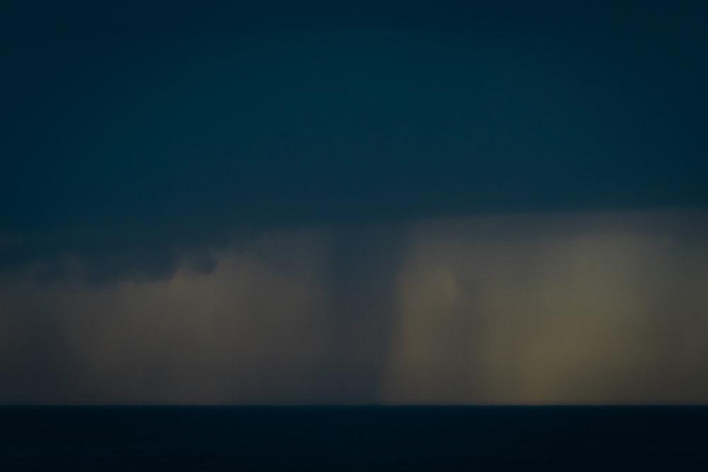 a dark bend of rain  1