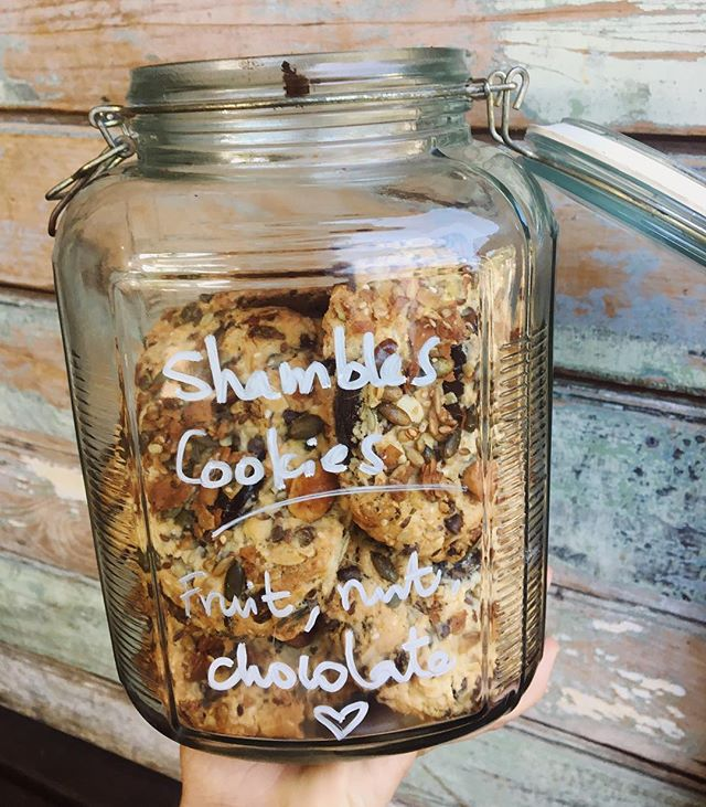 Hump day got you feelin' like a shambles? Have a cookie and fix the problem (we promise)