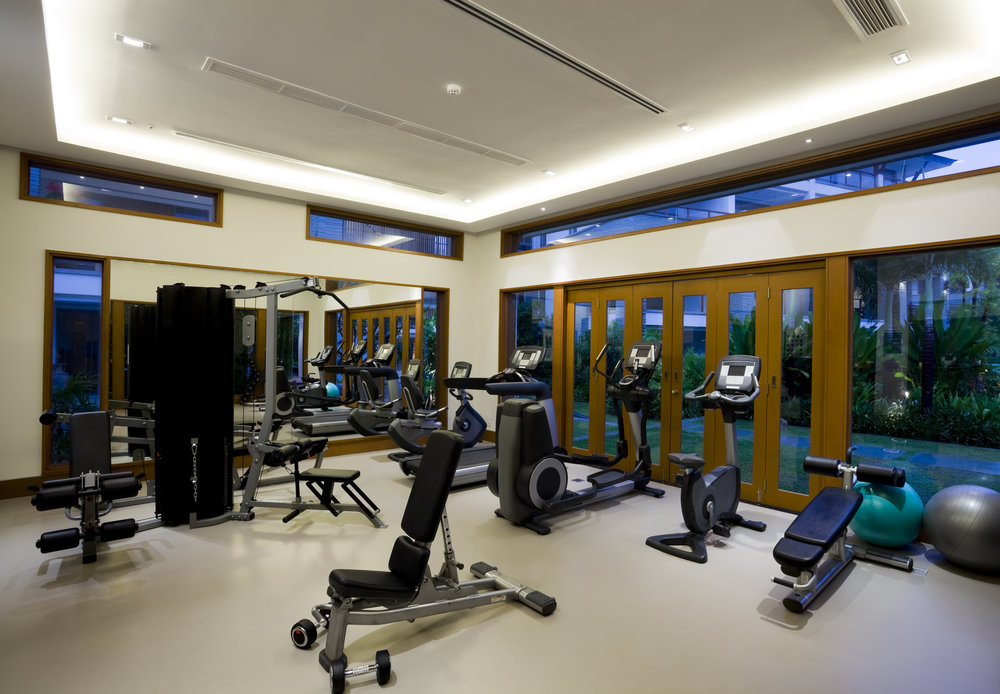 Home gym Service & Repairs - ← Learn More