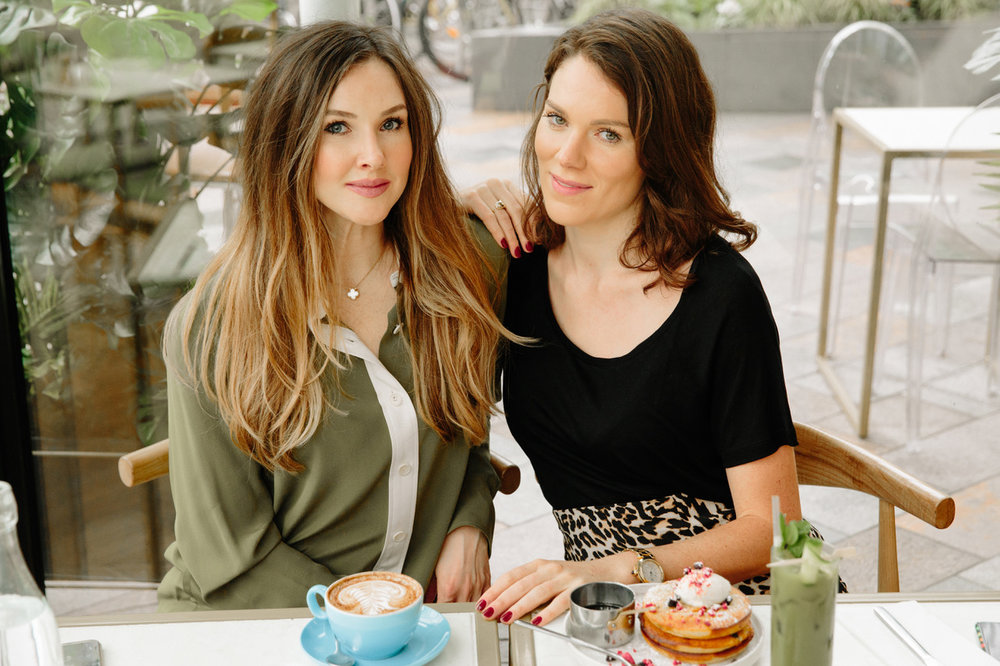 Equi London founders Alice Macintosh and Rosie Speight