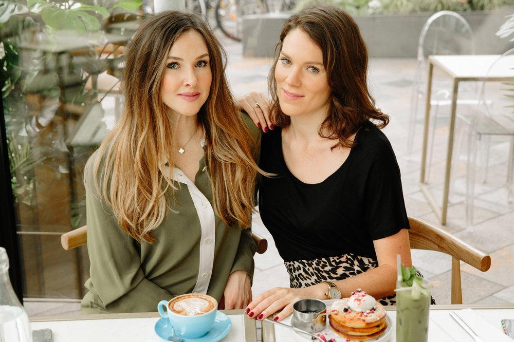 Equi London founders Alice Macintosh and Rosie Speight