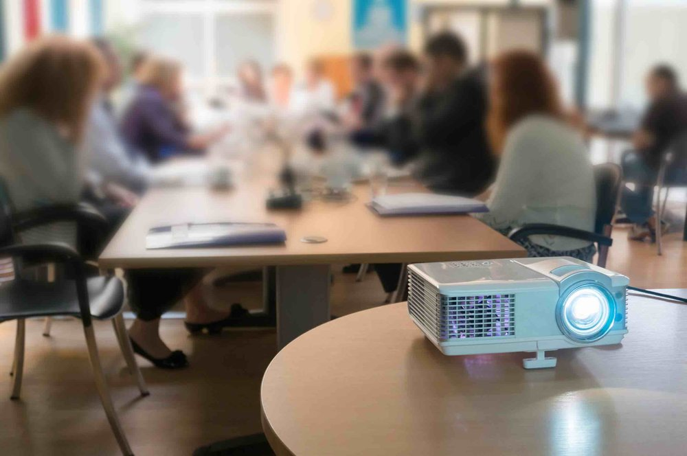 Desktop Projector Rental