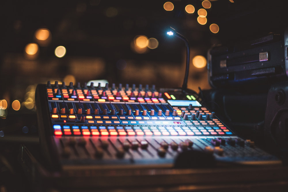 Pro Audio, Lighting and Staging