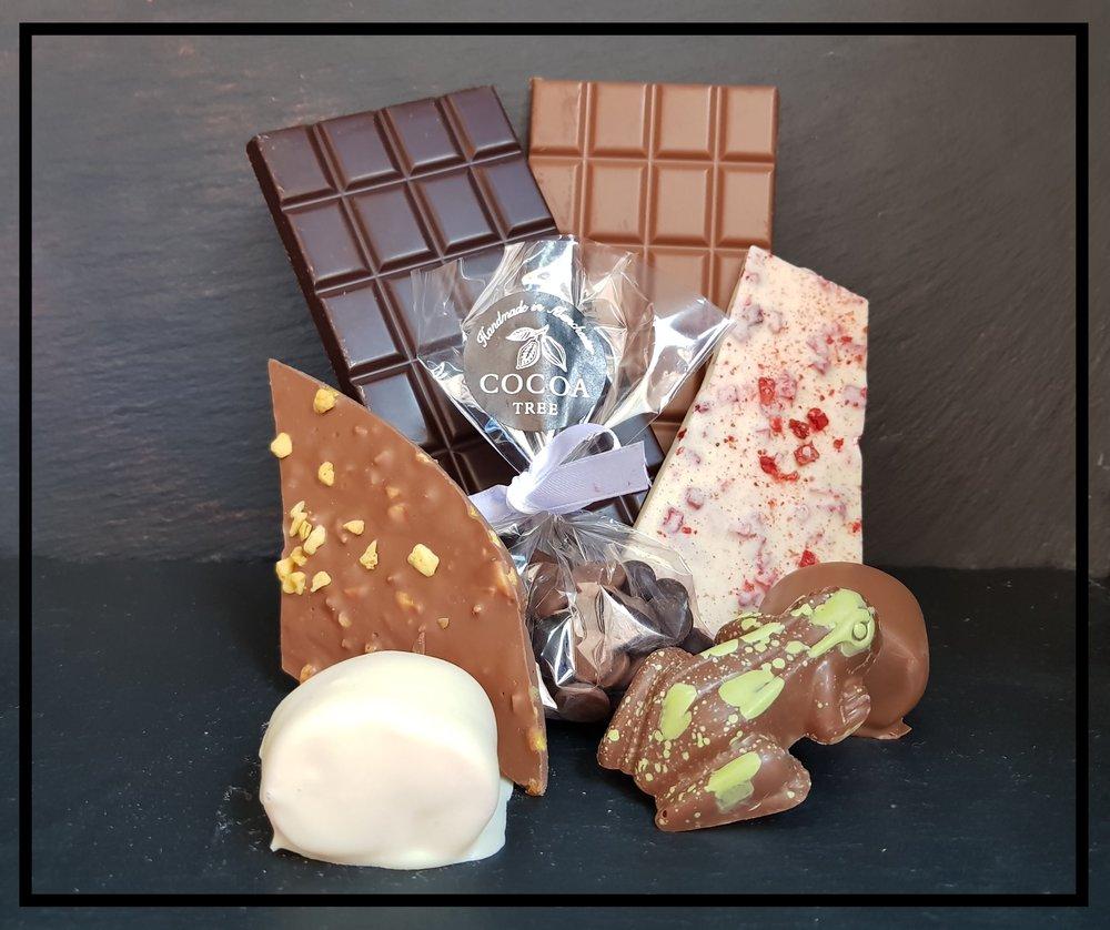 Chocolatier Manchester Handmade Chocolates, Truffles
