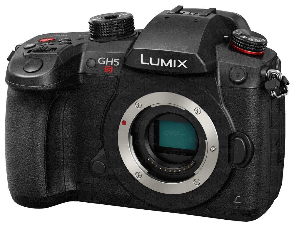 Lumix GH5s - MFT