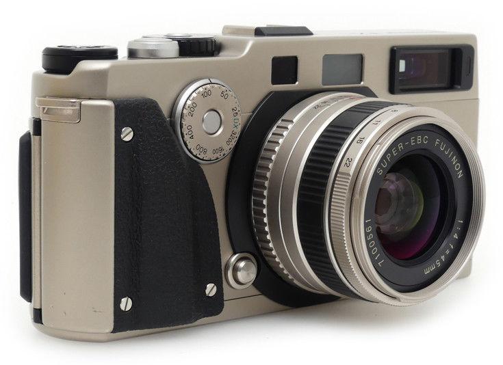 Fuji TX1 - 35mm Panormanic
