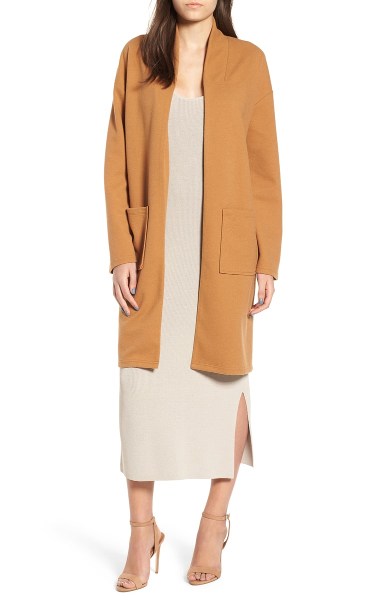 Transitional Neutral Coats - Whether you are ready for it or not... We are mid July, which means fall is just a couple short months away and we are preparing ourselves and our wardrobes.  We are picking up a few transitional coats and sweaters because why not snag them for a deal ahead of time.